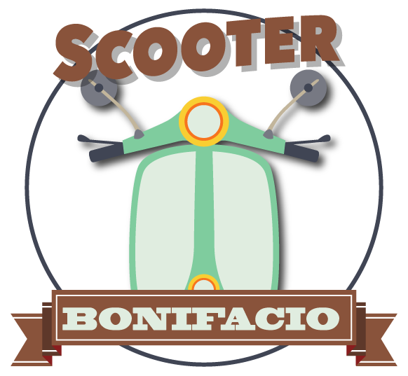 Location scooter Bonifacio